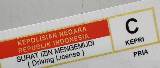 Jenis-jenis Surat Izin Mengemudi (SIM) dan Syarat untuk membuat SIM Indonesia