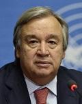 Antonio-Guterres (sekjen PBB dari 1 Januari 2017)