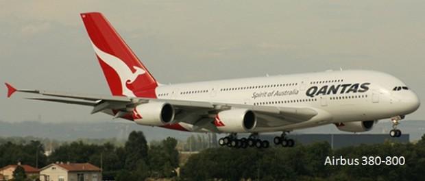 Airbus A380-800 Pesawat Penumpang Terbesar di Dunia