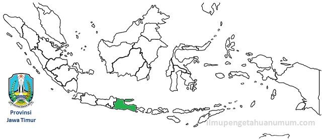 Daftar Kabupaten dan Kota di Provinsi Jawa Timur