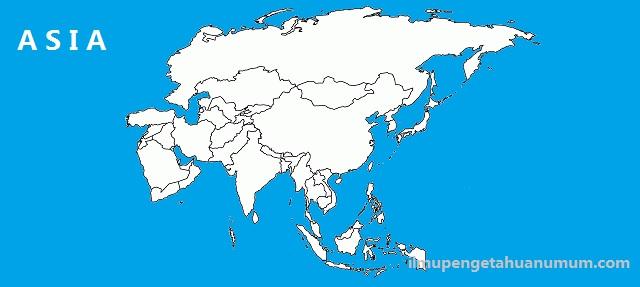 Daftar Negara-negara di Benua Asia