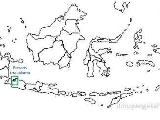 Daftar Kabupaten dan Kota di Daerah Khusus Ibukota Jakarta