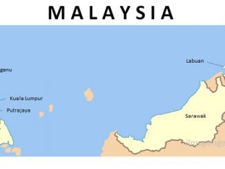 Daftar Negara Bagian dan Wilayah Persekutuan di Malaysia