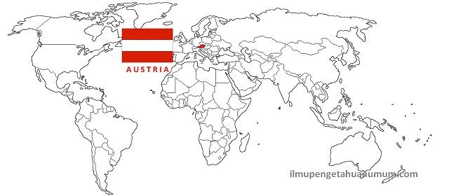Profil Negara Austria dan Negara-negara bagian Austria
