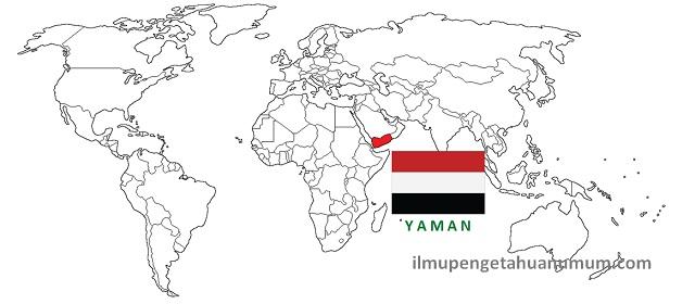 Profil Negara Yaman (Yemen)