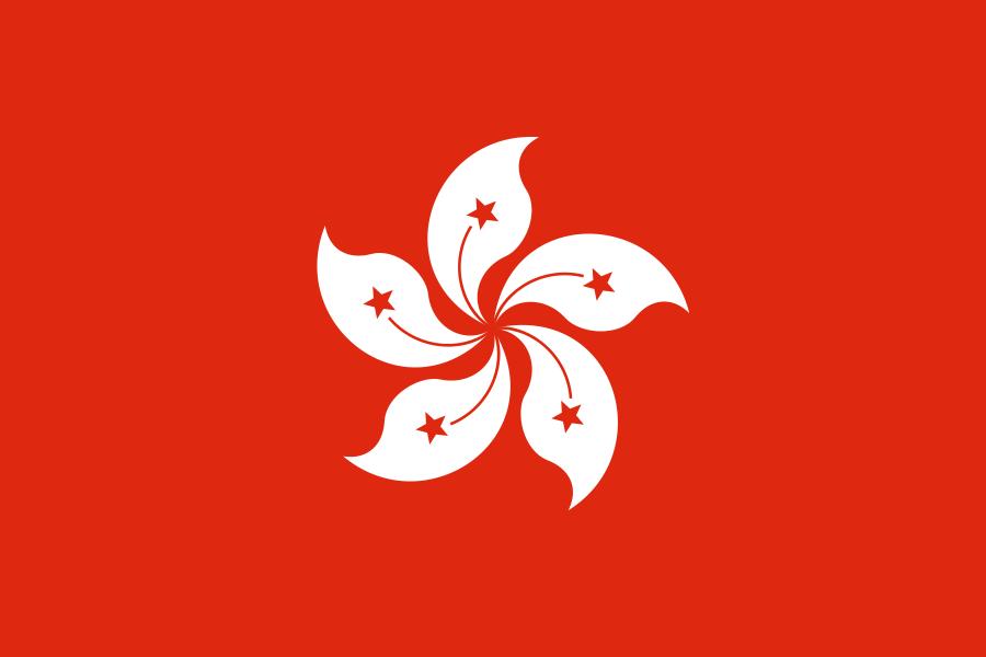 bendera Hongkong