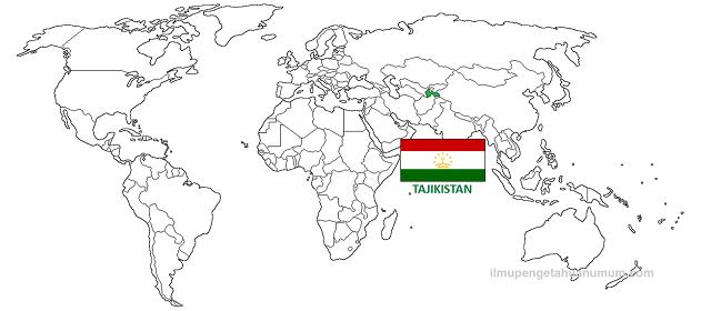 Profil Negara Tajikistan