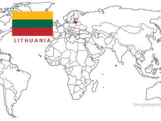 Profil Negara Lithuania (Lituania)