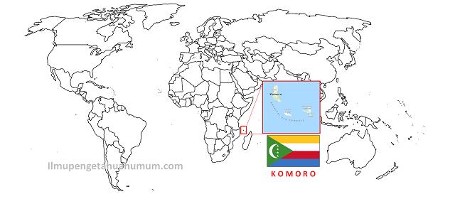 Profil Negara Komoro