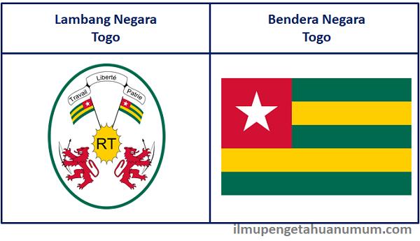 Lambang Negara Togo dan Bendera Togo