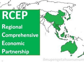 daftar negara-negara anggota RCEP